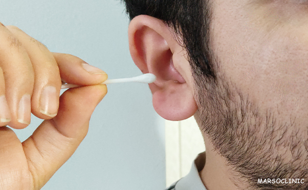 How to get rid of crackling sound in ear