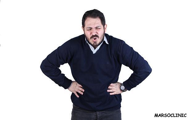 sharp pain in lower left abdomen when peeing