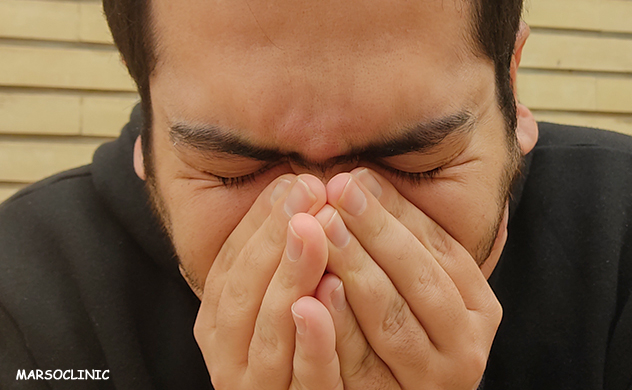 sinus infection  swollen  eye remedy